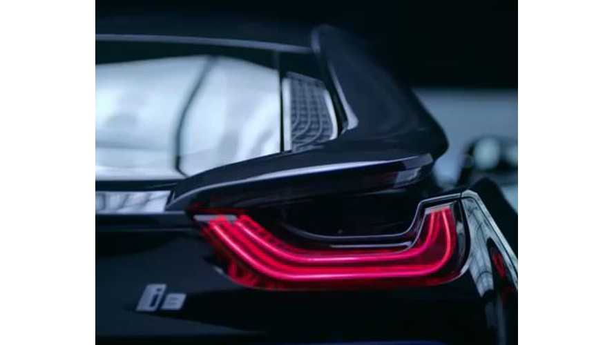 Top Gear Explores The Future By Driving The BMW i8