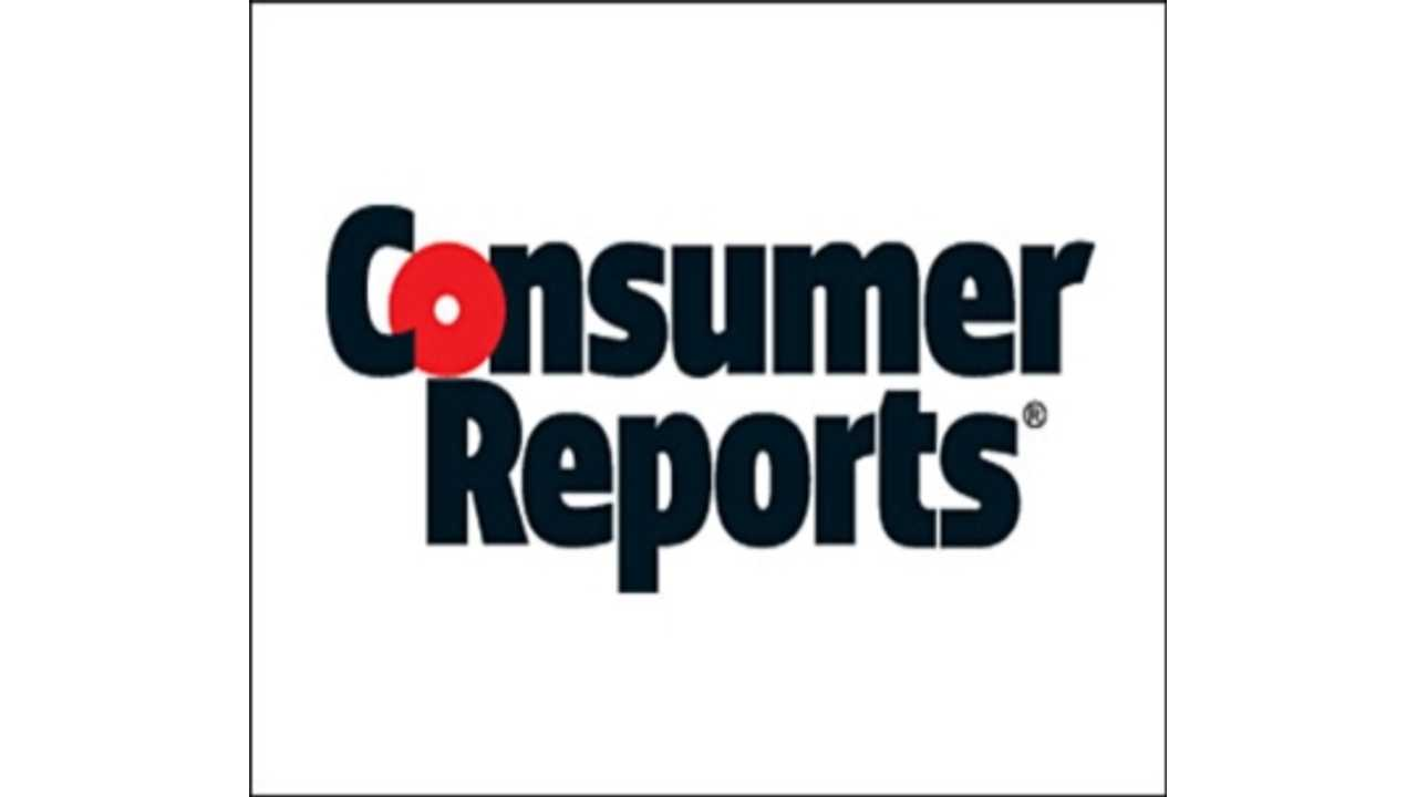 Consumer Reports On Electric Vehicle Reliability: