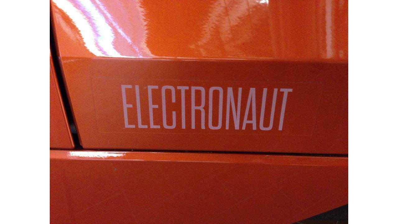 Electronaut Sticker