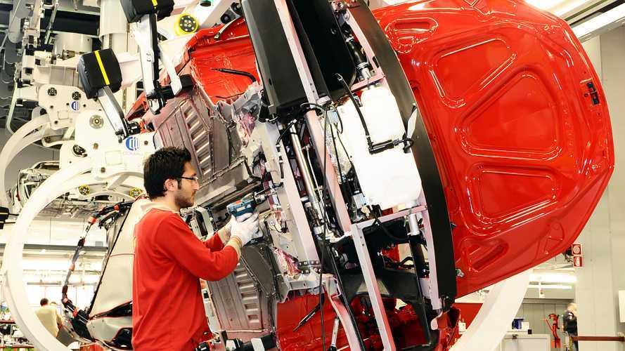 Ferrari, premio record fino a 5.892 euro per i dipendenti