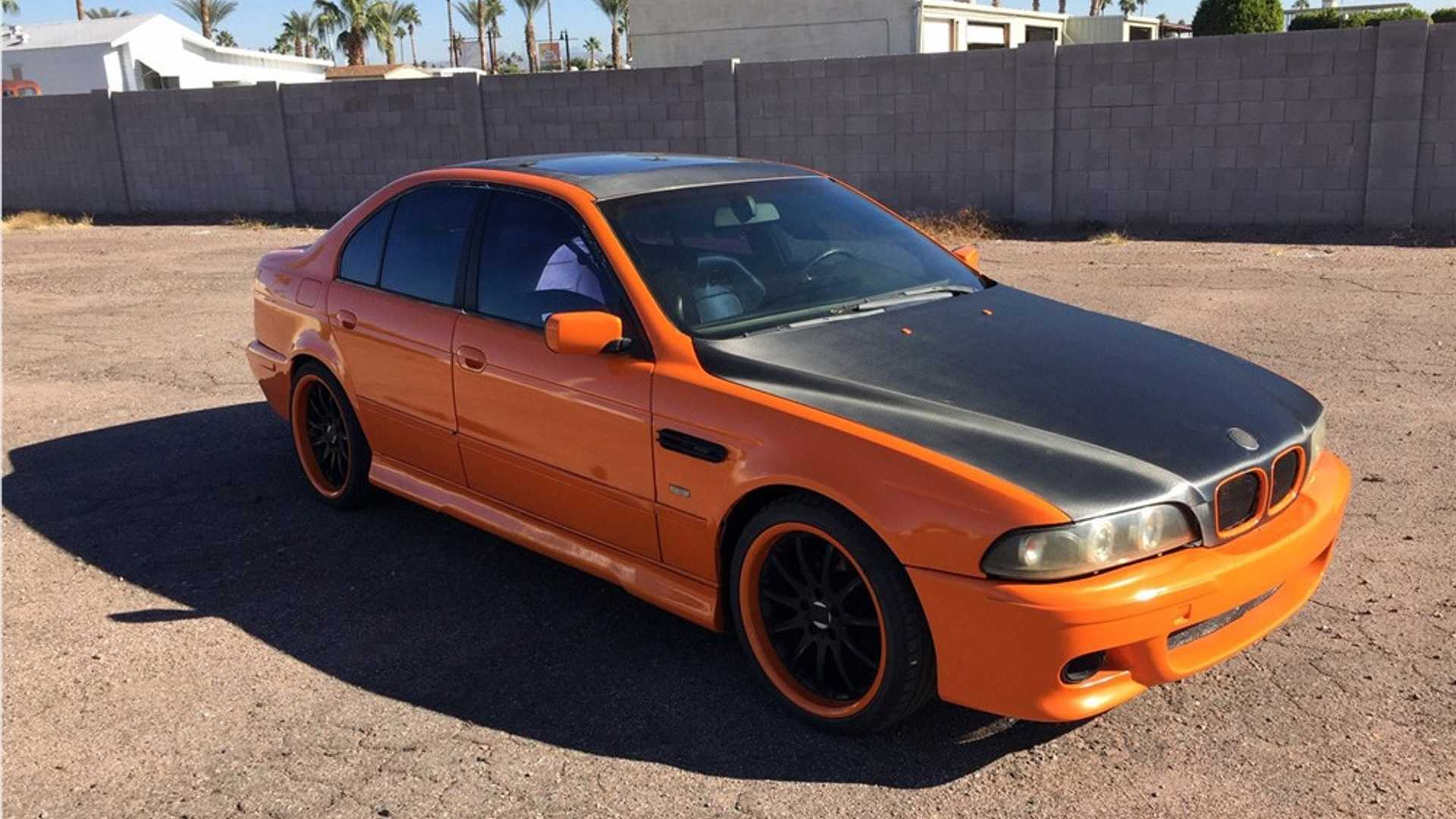 Fast & Furious E39 5 Series Up For Auction | Motorious