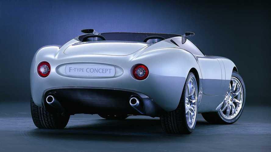 Concept oublié - Jaguar F-Type Concept (2000)