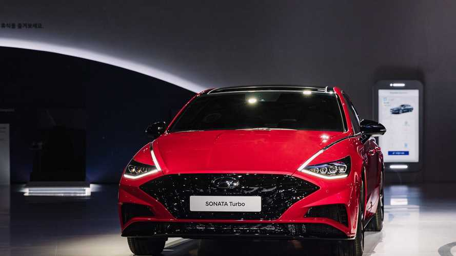 2020 Hyundai Sonata 1.6 Turbo