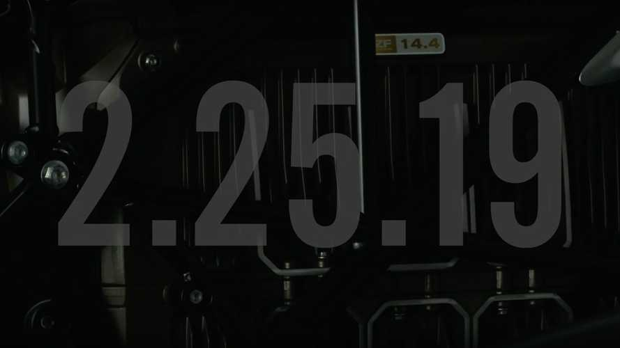 Zero Teaser Confirms High-Performance SR/F Model
