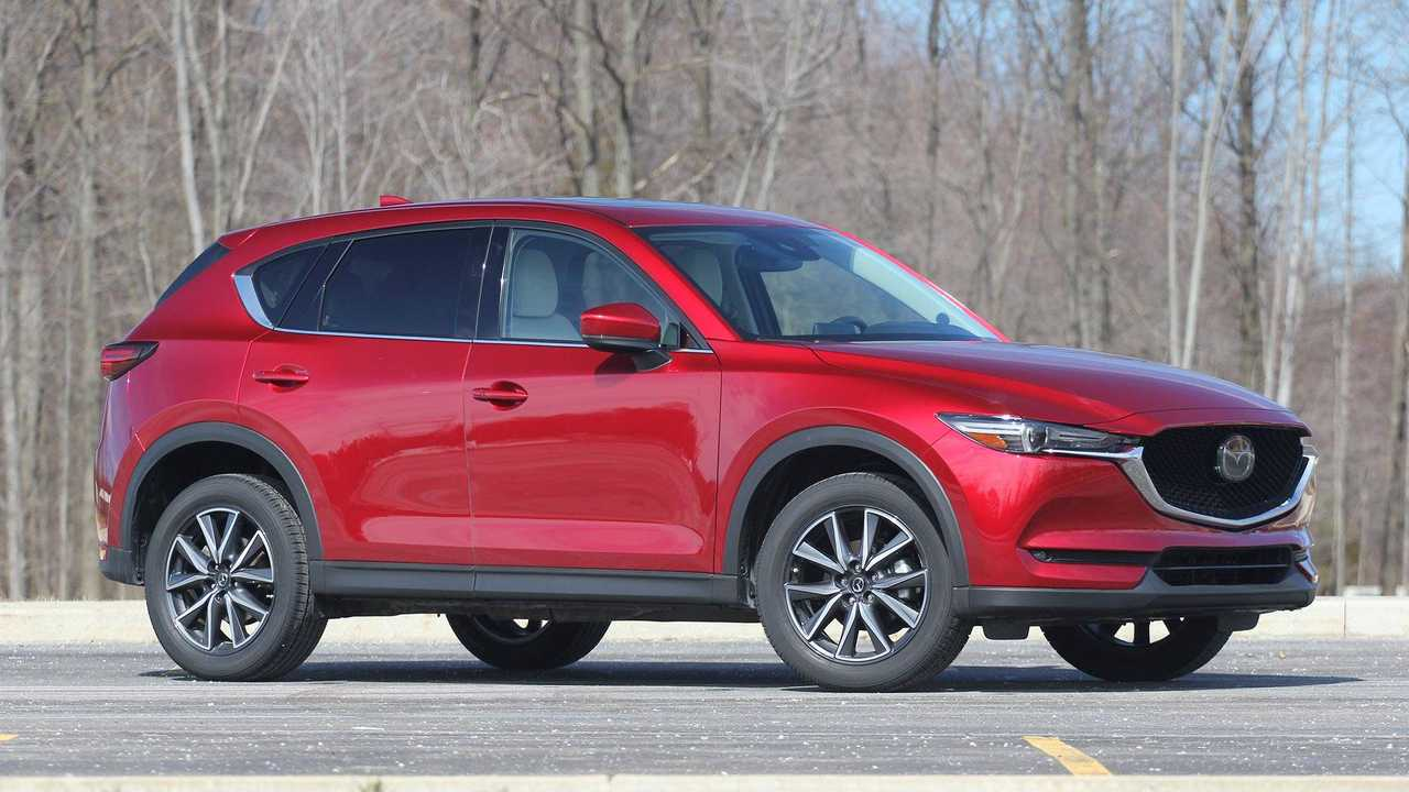 8. Mazda CX-5: 13.4 Percent