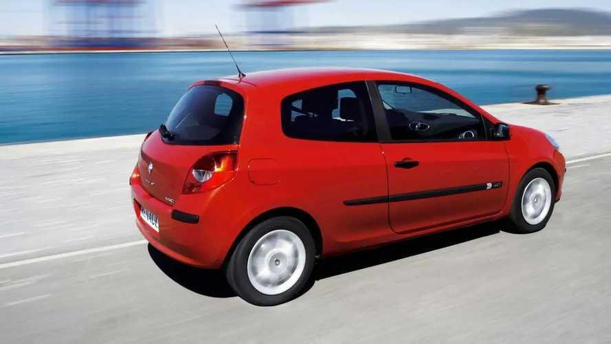 Toutes les générations de la Renault Clio