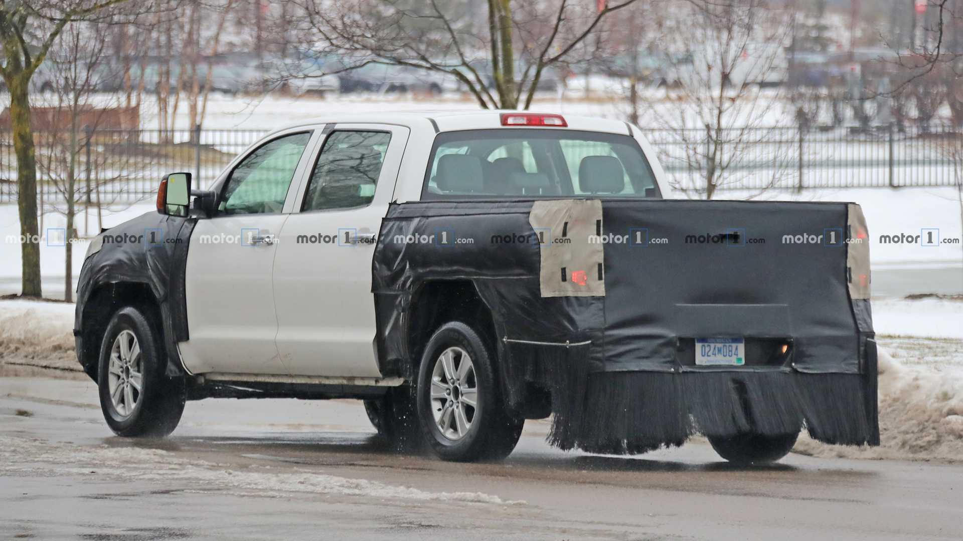 2021 - [Toyota] Tundra 2020-toyota-tundra-spy-photo