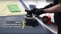 Maybach S-Class 100-Hour Detailing