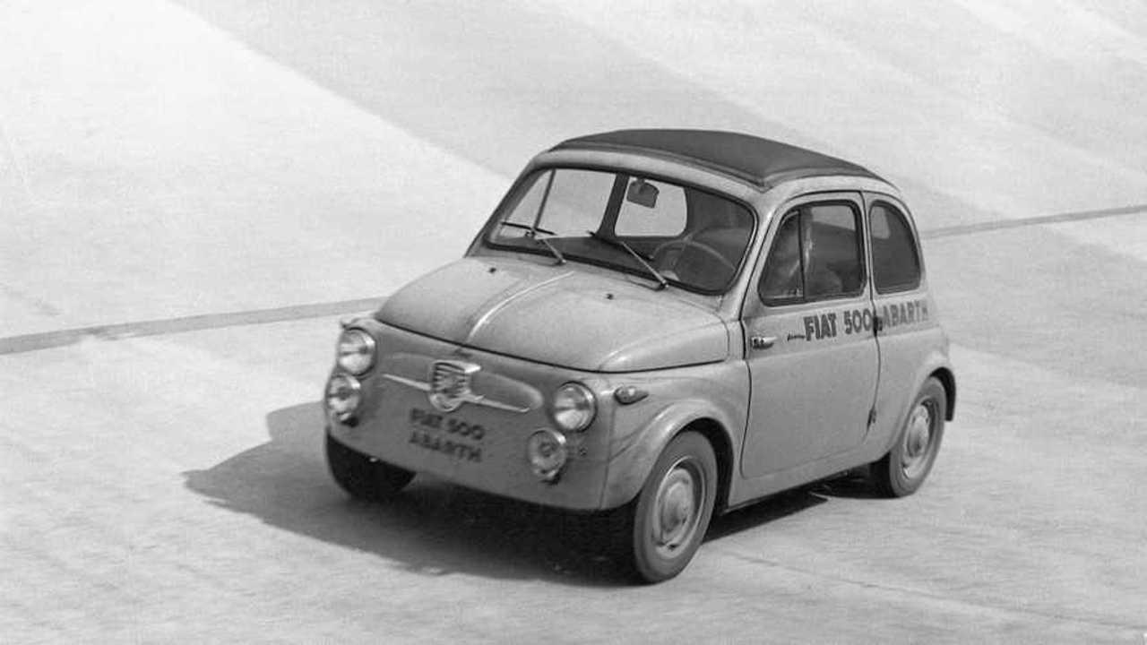 Fiat 500 Abarth Monza