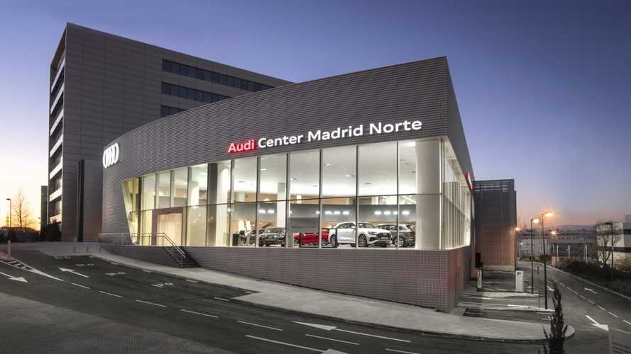 Audi Center Madrid Norte: un concesionario de vanguardia en la capital