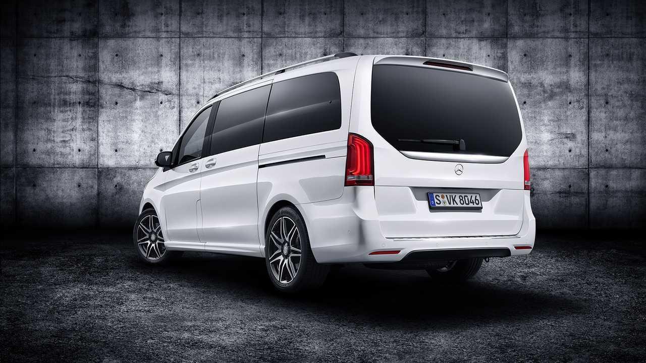 Mercedes-Benz új V-osztály