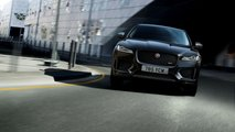 Jaguar F-Pace 300 Sport and Chequered Flag
