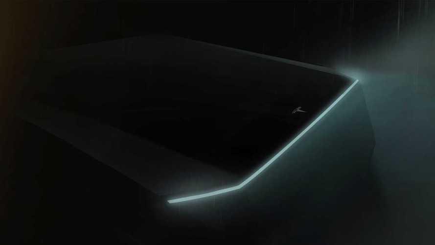 Илон Маск поделился очередным тизером пикапа Tesla