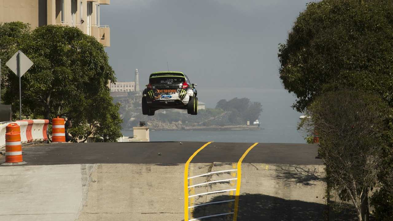 Gymkhana 5: Ultimate Urban Playground (2012)