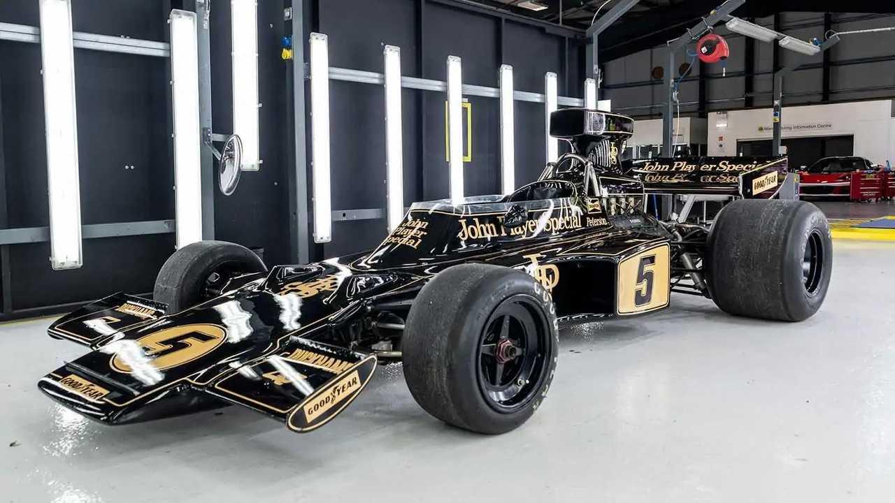 Lotus 72 operációs rendszer