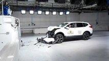 Classe G, CR-V et Tarraco Euro NCAP