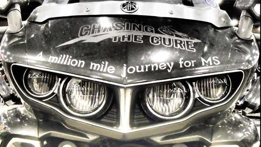 """Long Haul Paul"" Pelland 1M-Mile Ride To Cure MS"