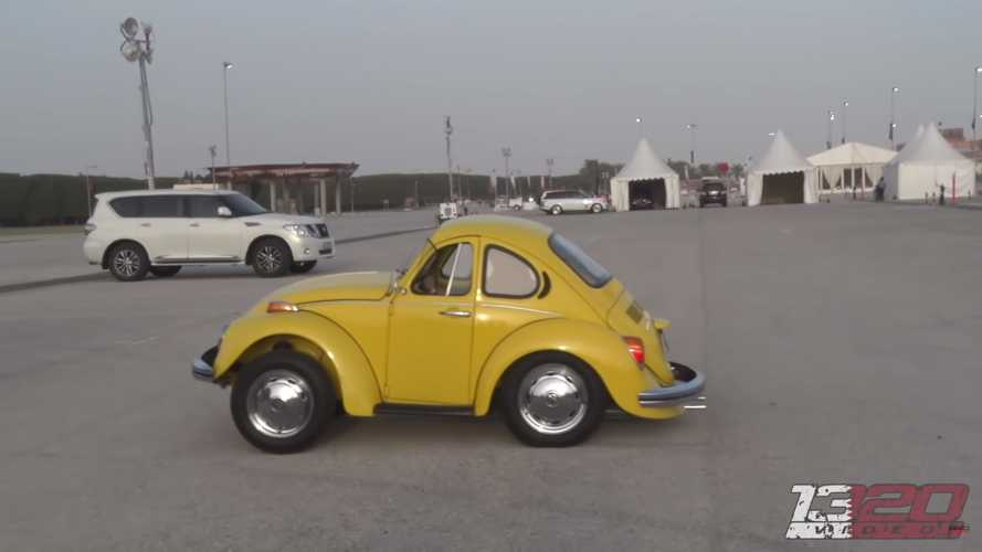Shorty VW Beetle