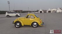 Volkswagen Beetle recortado