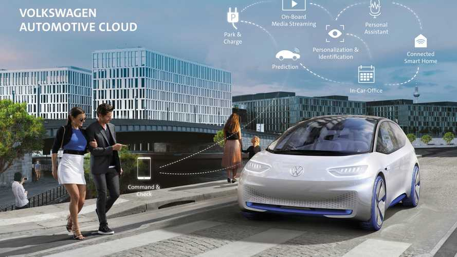 Volkswagen, nuovo accordo con Microsoft per le auto connesse