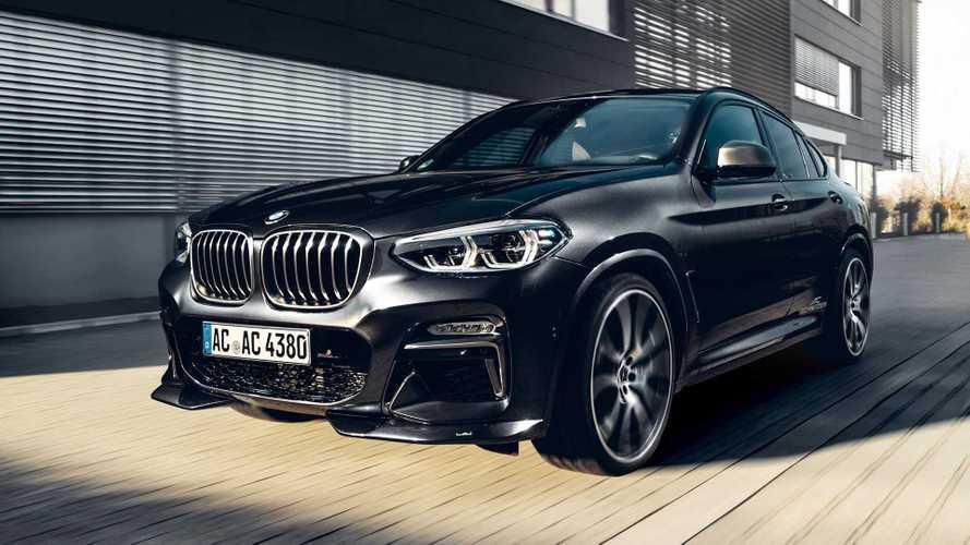 AC Schnitzer BMW X4: Mehr Dampf für den Diesel