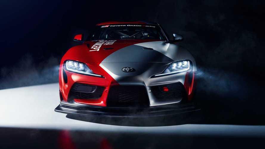 Toyota GR Supra GT4 Concept - La Supra va entrer en piste