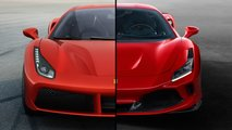 Ferrari F8 See The Changes
