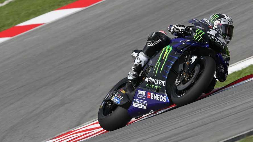 Test MotoGP Sepang: Vinales batte il record della pista