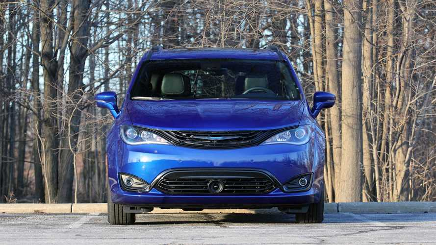 New Chrysler Pacifica To Be Announced Within Two Months?