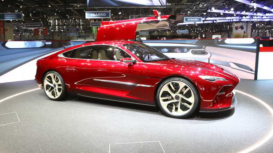 Italdesign DaVinci Concept is devastatingly handsome in Geneva