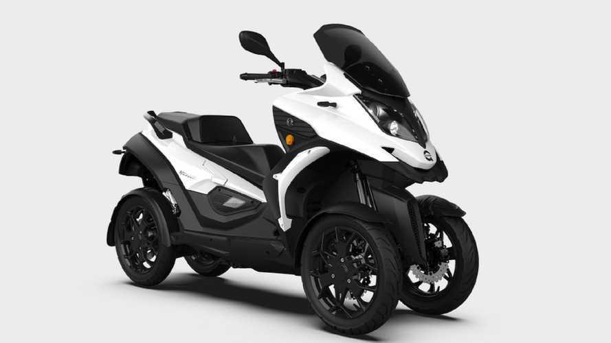 eQooder, lo scooter a quattro ruote diventa elettrico