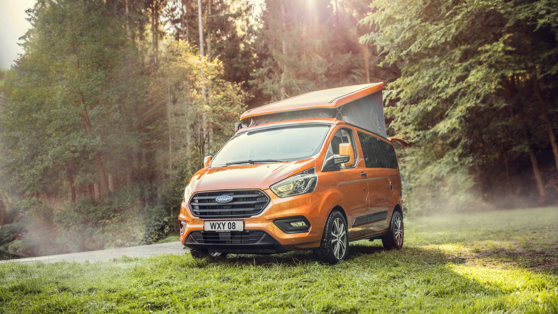 Ford Nugget Plus Detailed Review And Test Drive At The Stuttgart