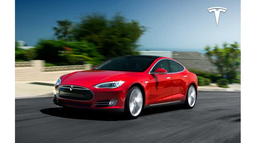 Strategic Vision Says Testosterone is What Sells the Tesla Model S to Wealthy Americans