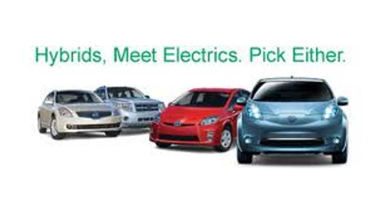 We'd Choose Electric