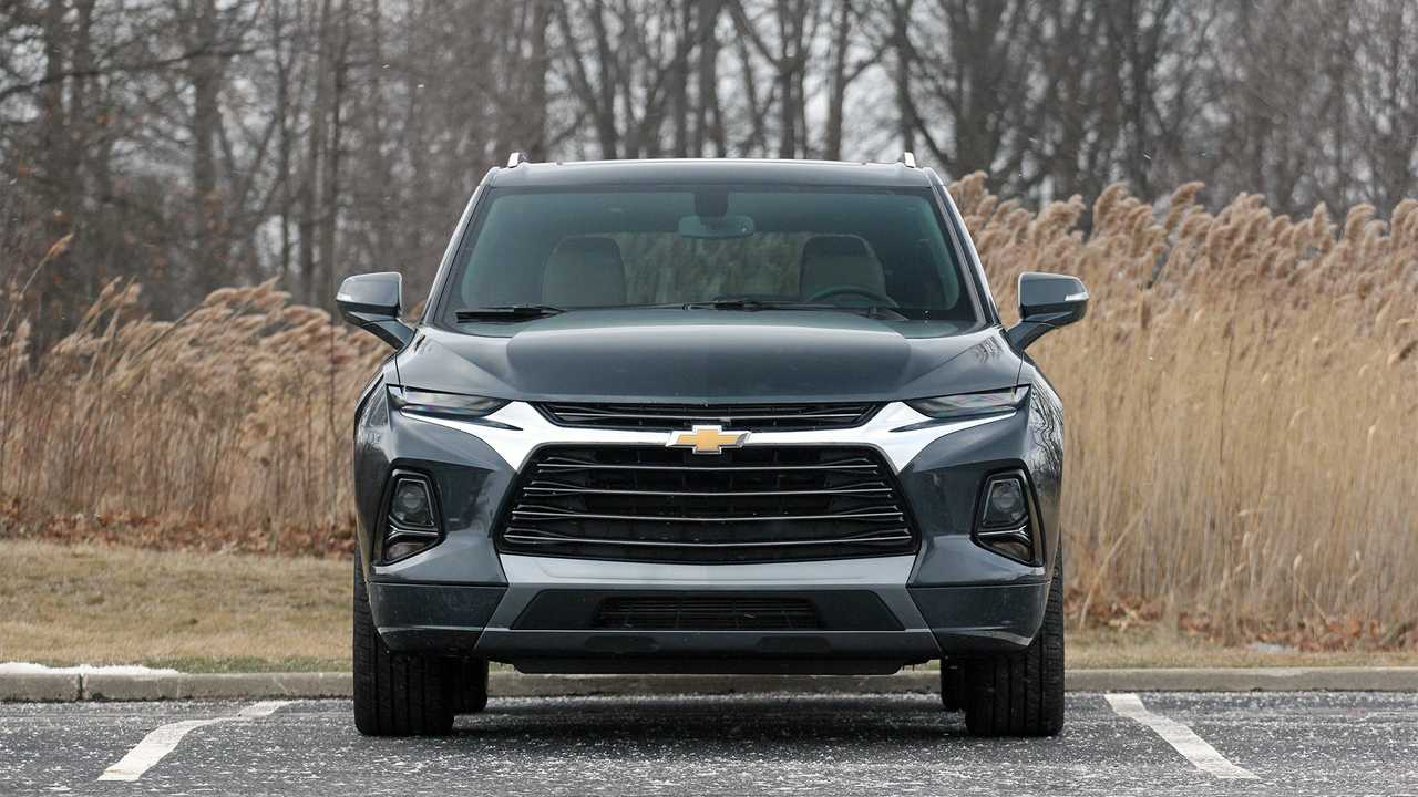 2019 Chevy Blazer Premier AWD Review: Camaro Utility Vehicle