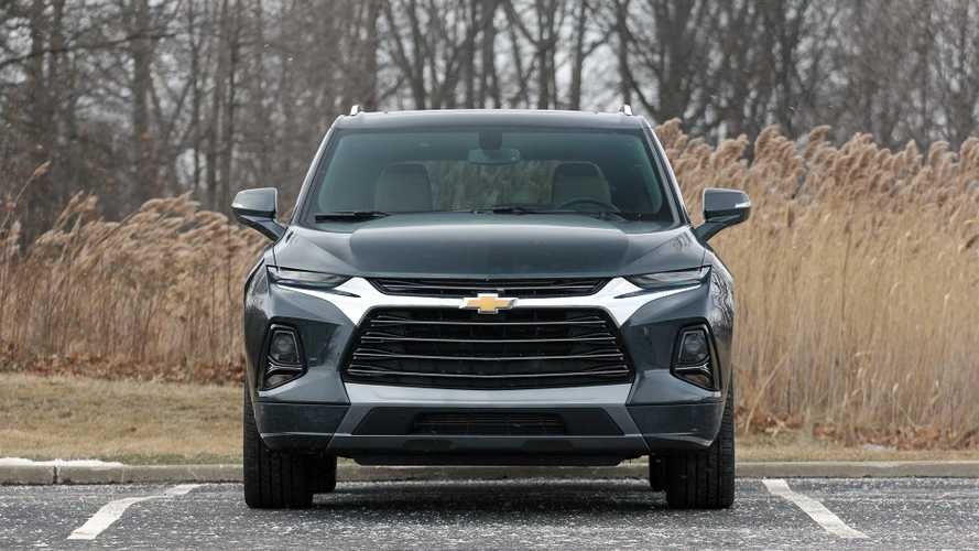 Chevy Blazer Getting Third Engine Option For 2020