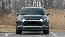 2019 Chevy Blazer Premier AWD Review
