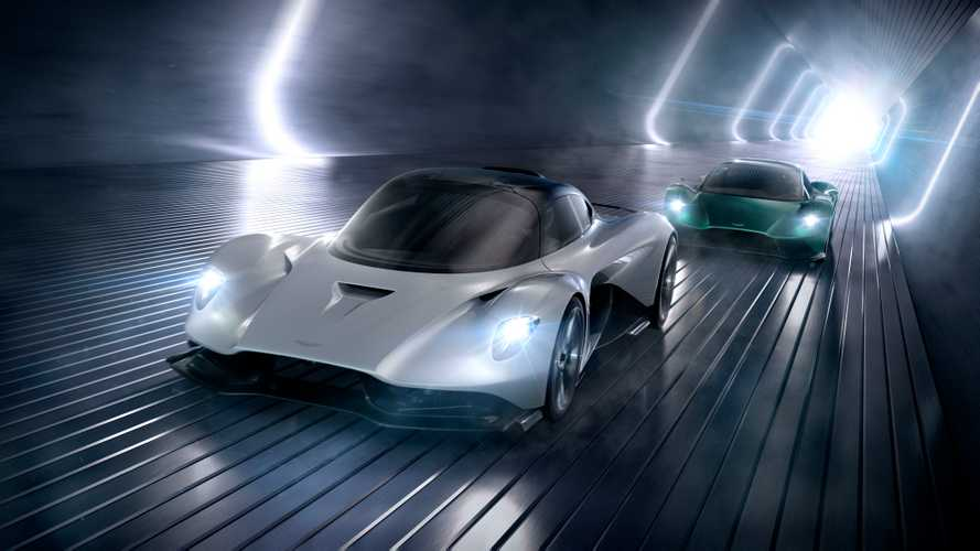 Aston Martin Valen Trademarked; Something Exciting Coming?