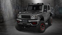 Suzuki Jimny Black Bison Edition Wald International
