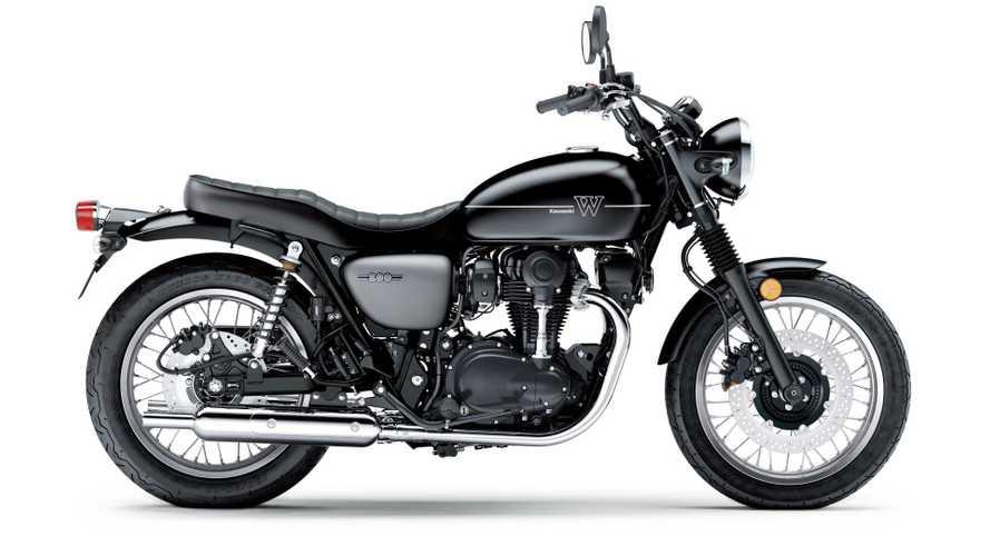 Kawasaki W800 Street To Join Cafe Stateside For 2019?