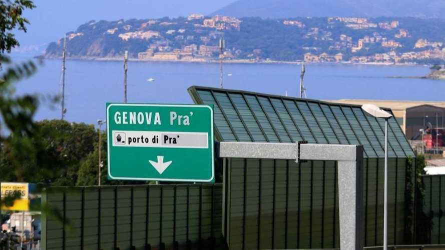 Autostrada A10, torna il pedaggio tra Genova Prà e Arenzano