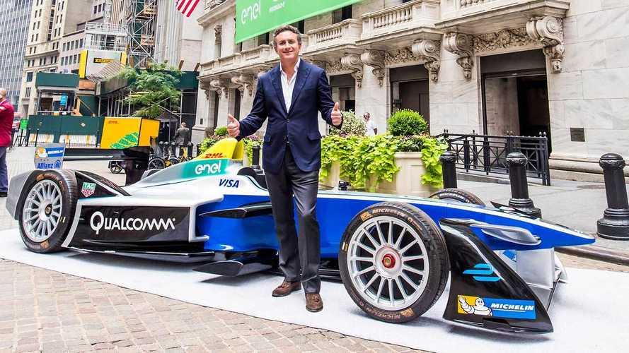 Alejandro Agag é o Elon Musk do automobilismo
