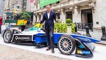 Alejandro Agag e Fórmula E