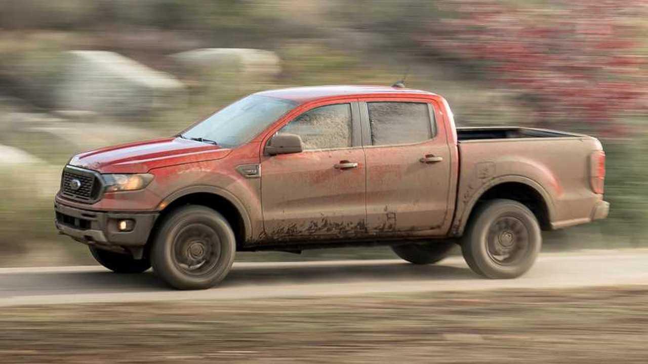 Ford Ranger Lead