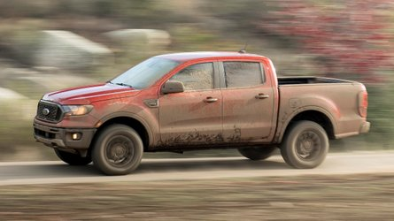 Watch Us Drive The New Ford Ranger On- And Off-Road