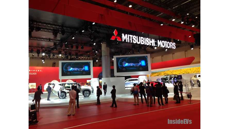 Mitsubishi President: Battery Shortages Are Hurting i-MiEV Sales - Next-Gen i-MiEV Will Likely Grow in Size
