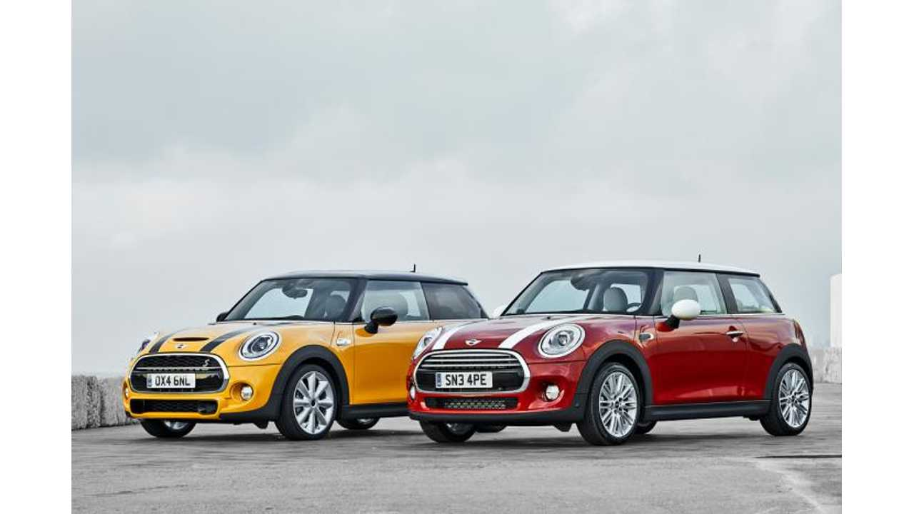 2014 Mini Cooper Gets Priced as Low as $19,950 - How Much Will the PHEV Version Cost?