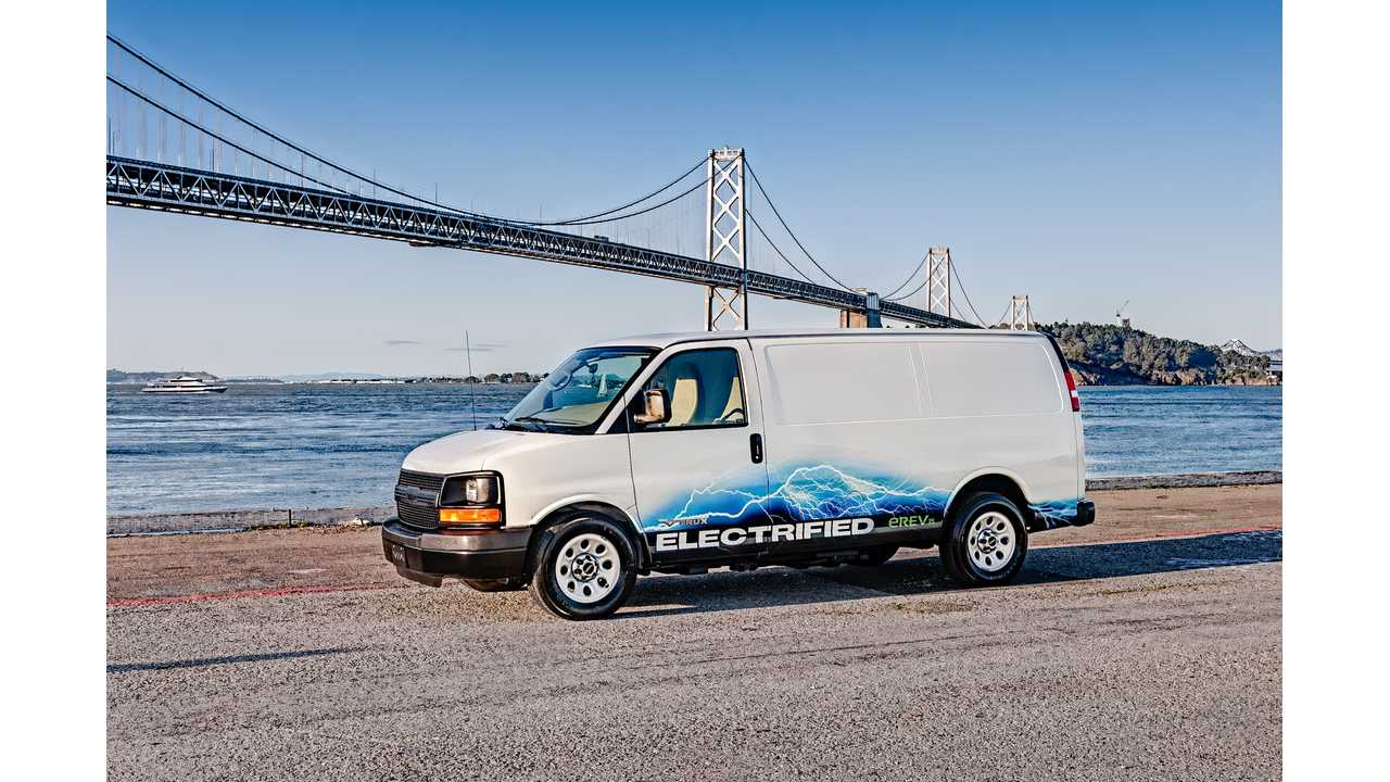 VIA Motors EREV Van Passes Crash Tests; Goes On Sale This Fall