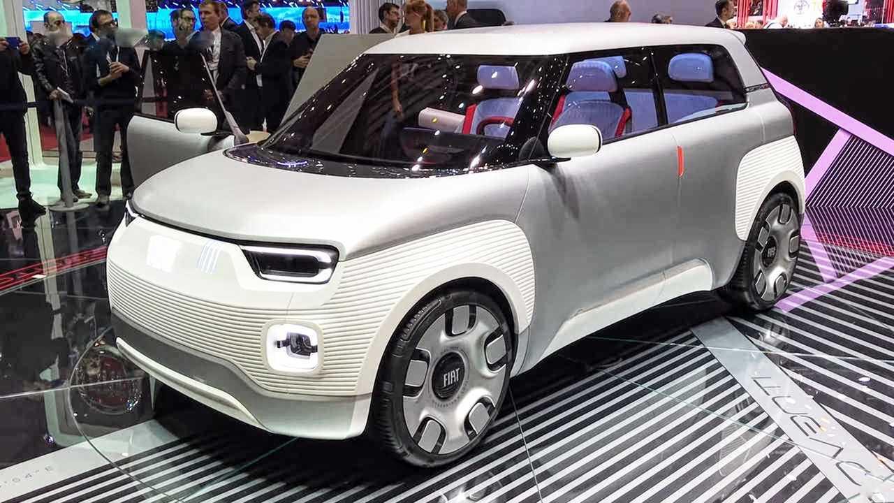 Top: Fiat Centoventi