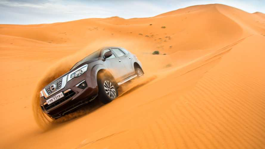 Especial: Dirigimos o novo Nissan Terra no deserto do Saara